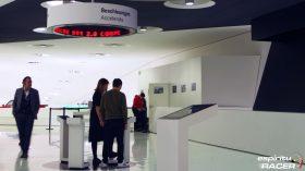 Museo Porsche 04 Sound tubes