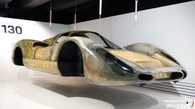 Museo Porsche 10 Leicht Gewicht
