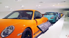 Museo Porsche 14 Family pic