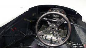 Museo Porsche 16 Cockpit