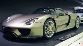 Museo Porsche 18 Carrera GT