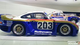 Museo Porsche 24 959