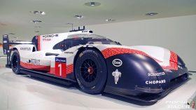 Museo Porsche 27 919 tribute