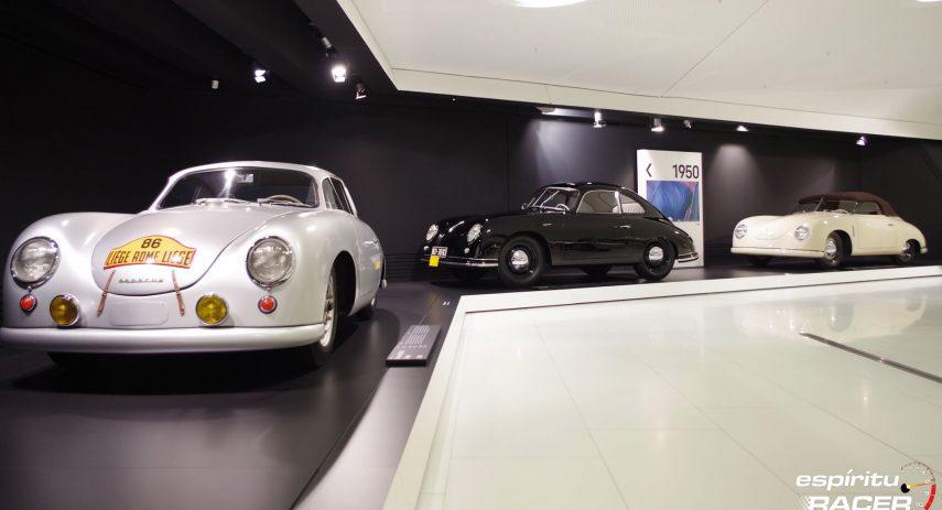 Museo Porsche 30 356