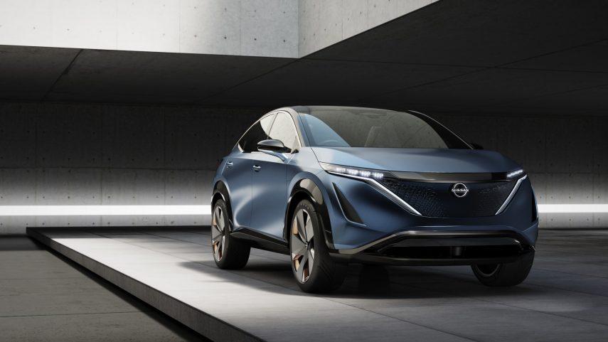 Nissan ARIYA Concept (1)
