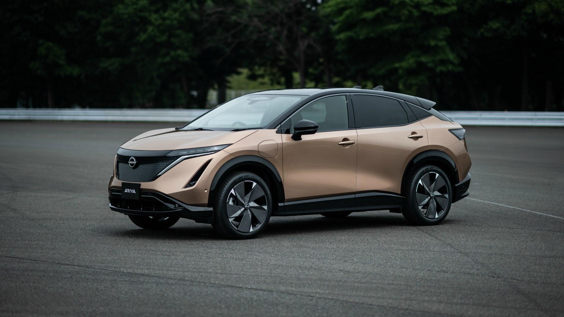 Nissan Ariya, el nuevo crossover eléctrico se desvela por fin