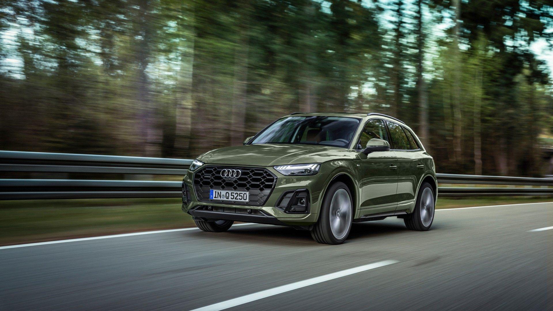 El restyling del Audi Q5 adopta la hibridación
