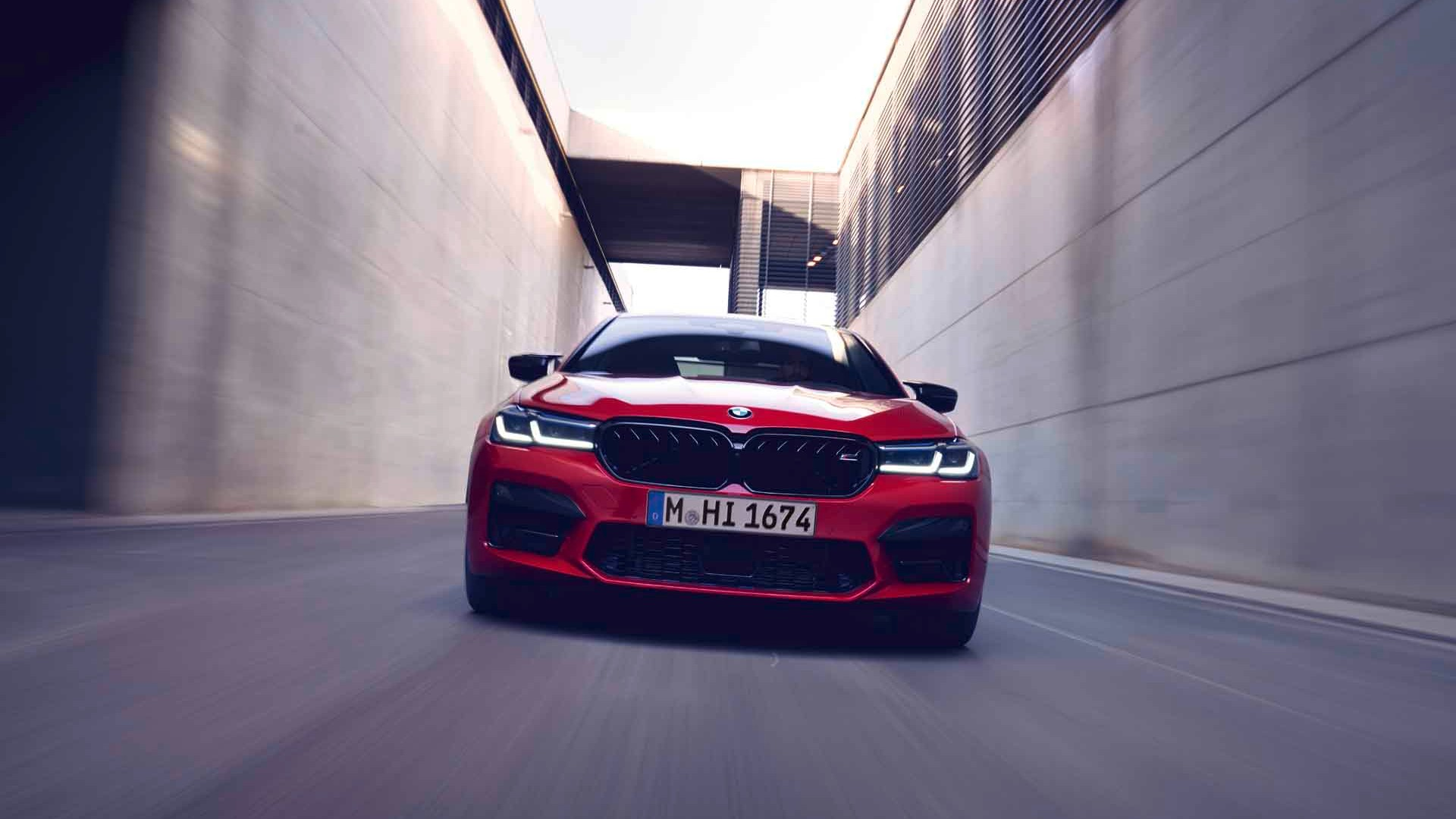 2021 BMW M5 Xdrive Awd Pictures