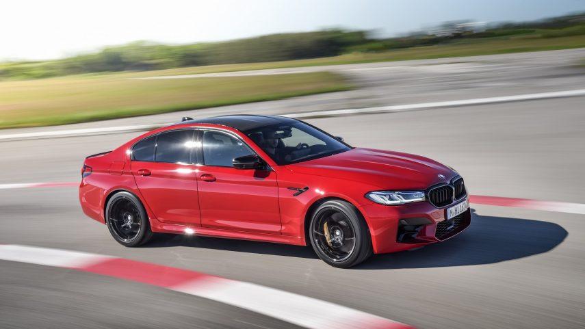 BMW M5 y M5 Competition, el restyling también llega a las versiones M