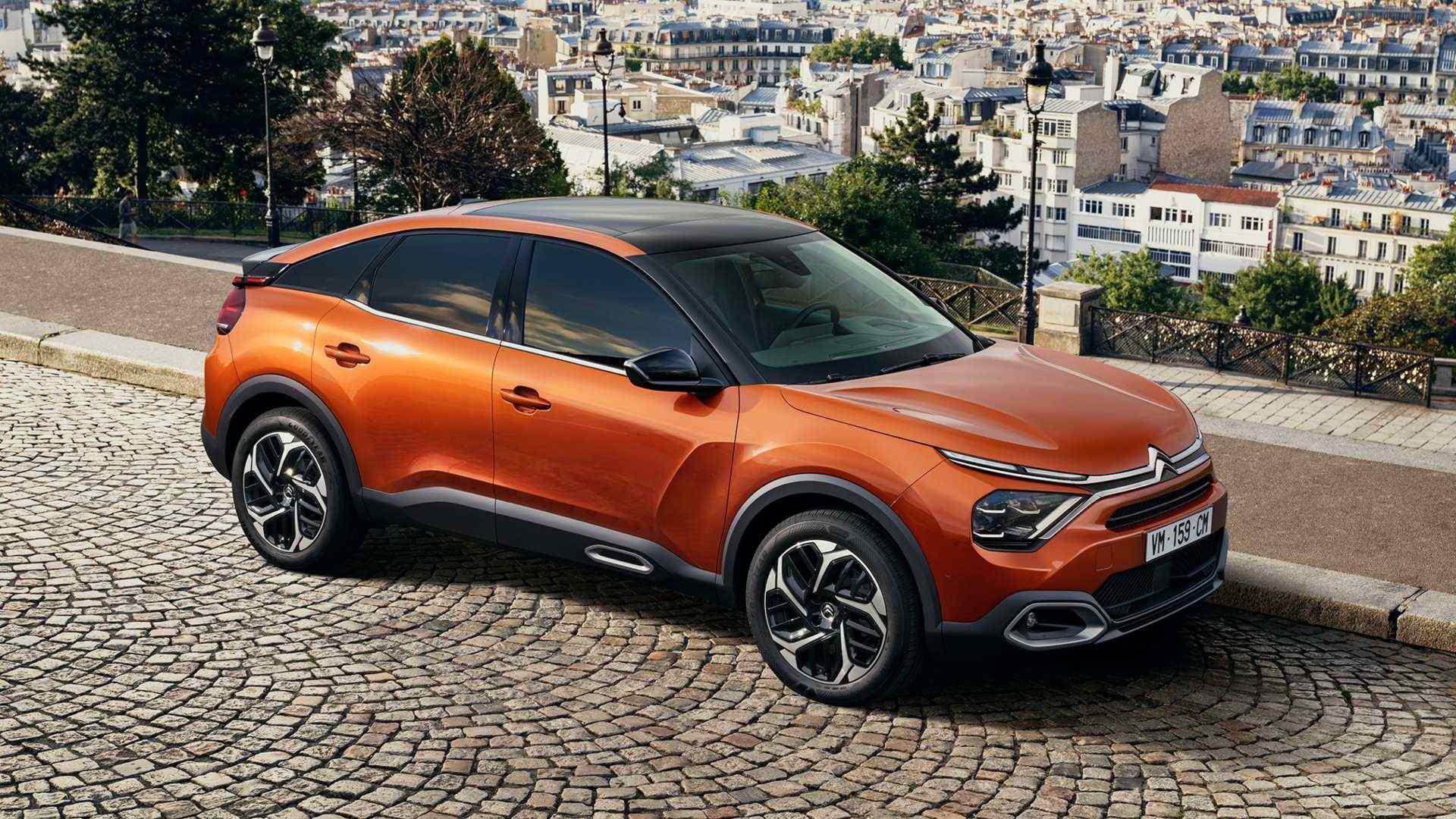 Te contamos todos los detalles del nuevo Citroën C4