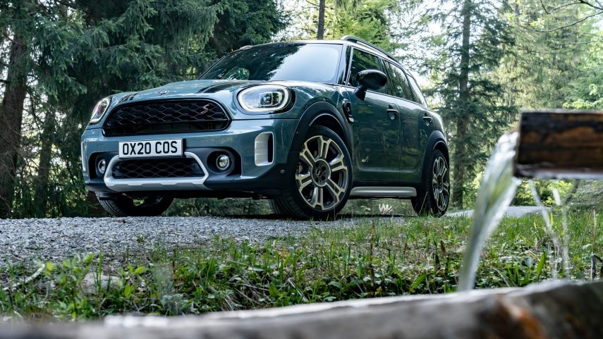 El MINI Countryman se somete a un restyling