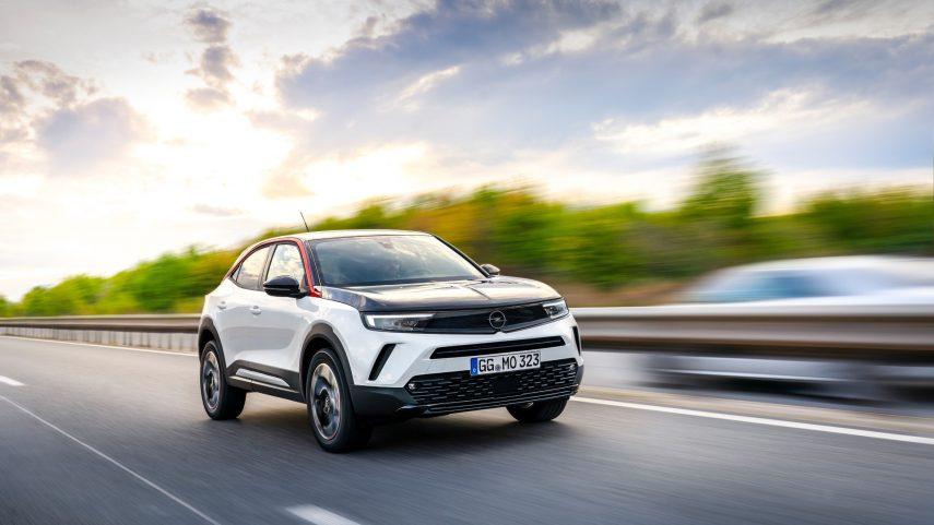 El nuevo Opel Mokka ya está disponible con motores de combustión