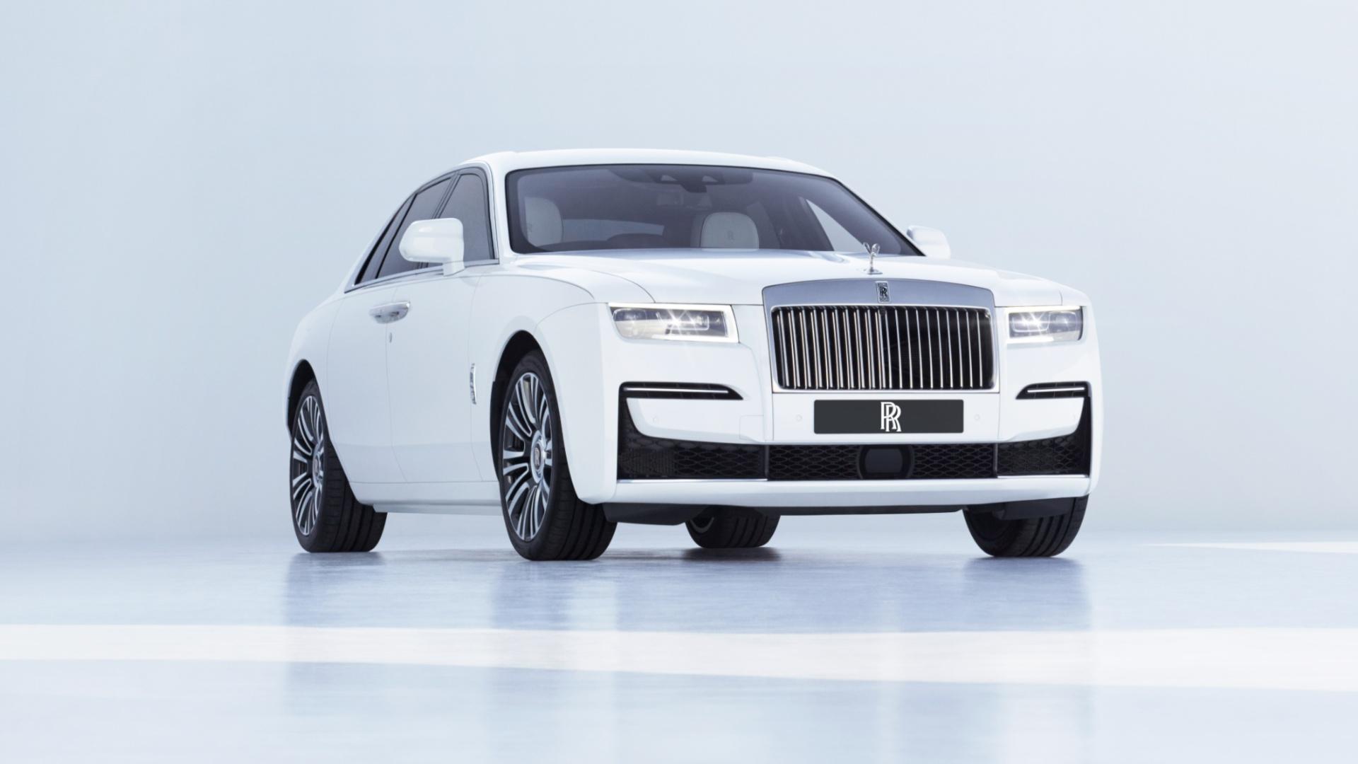 Rolls-Royce Ghost, el coche más avanzado de la marca hasta la fecha