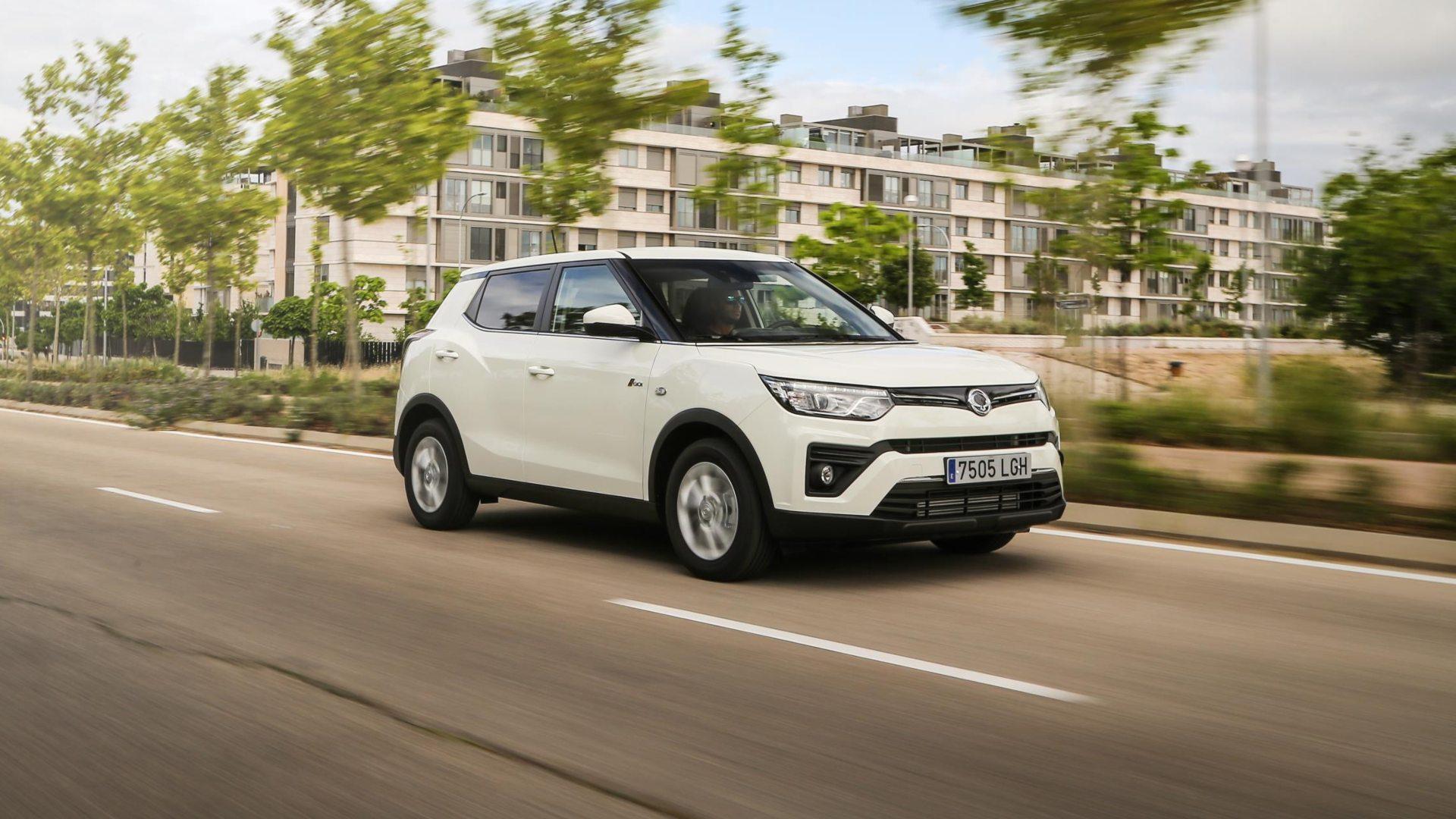 El Ssangyong Tivoli estrena nuevo motor gasolina turbo