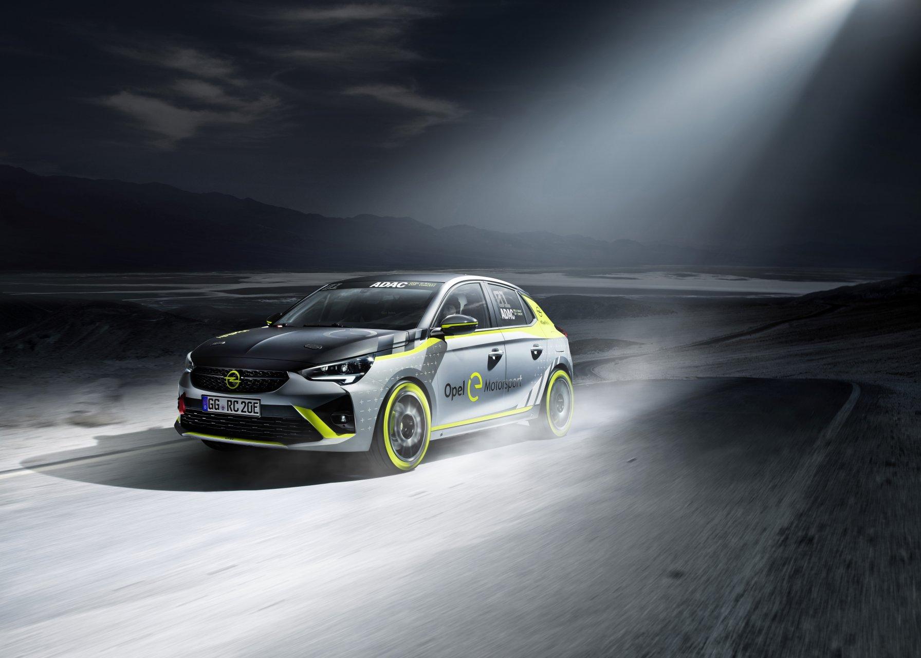 Opel Corsa e Rally 6