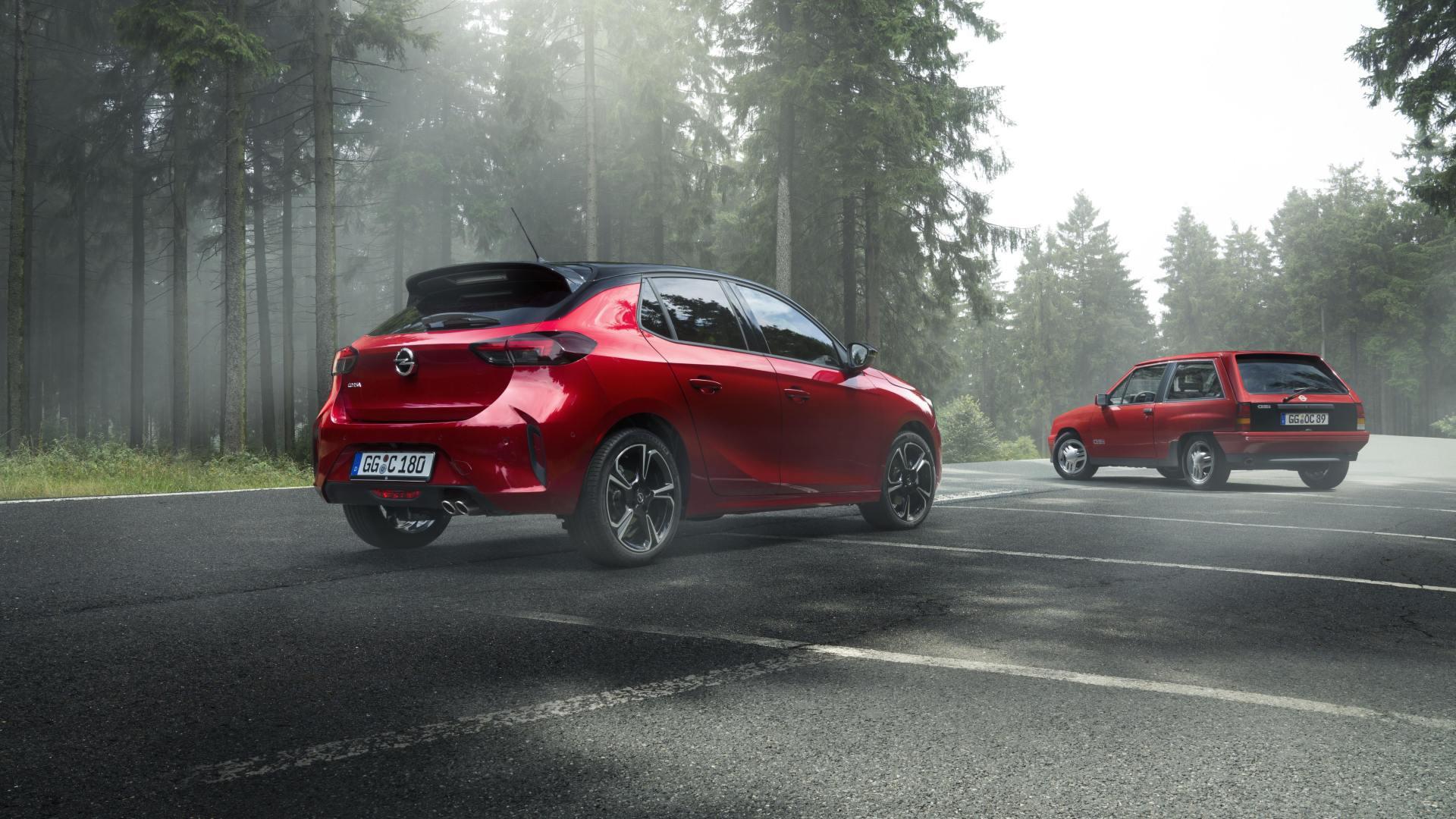 Opel Corsa GS Line, el más deportivo de la gama