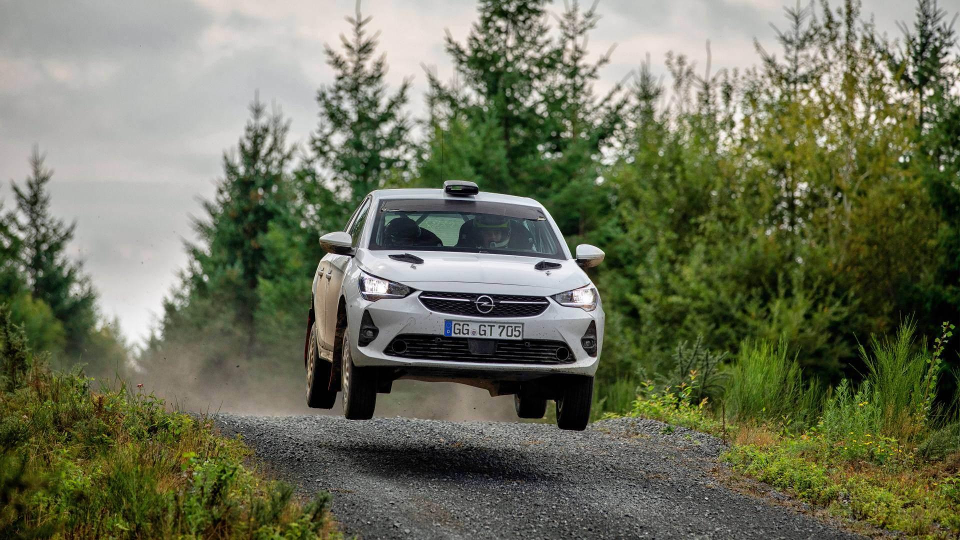 Opel Corsa Rally4, ya está aquí el sustituto del Adam R2