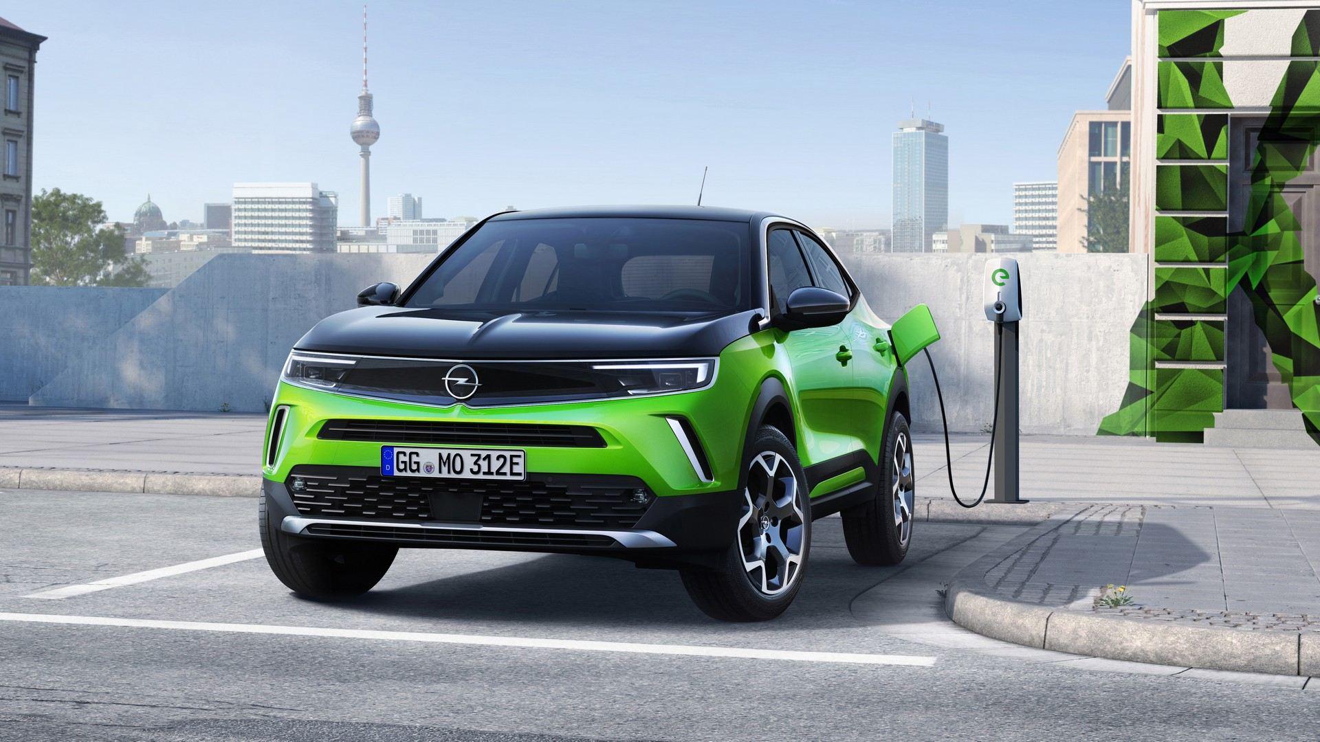 Stellantis se propone triplicar las ventas de vehículos electrificados en 2021