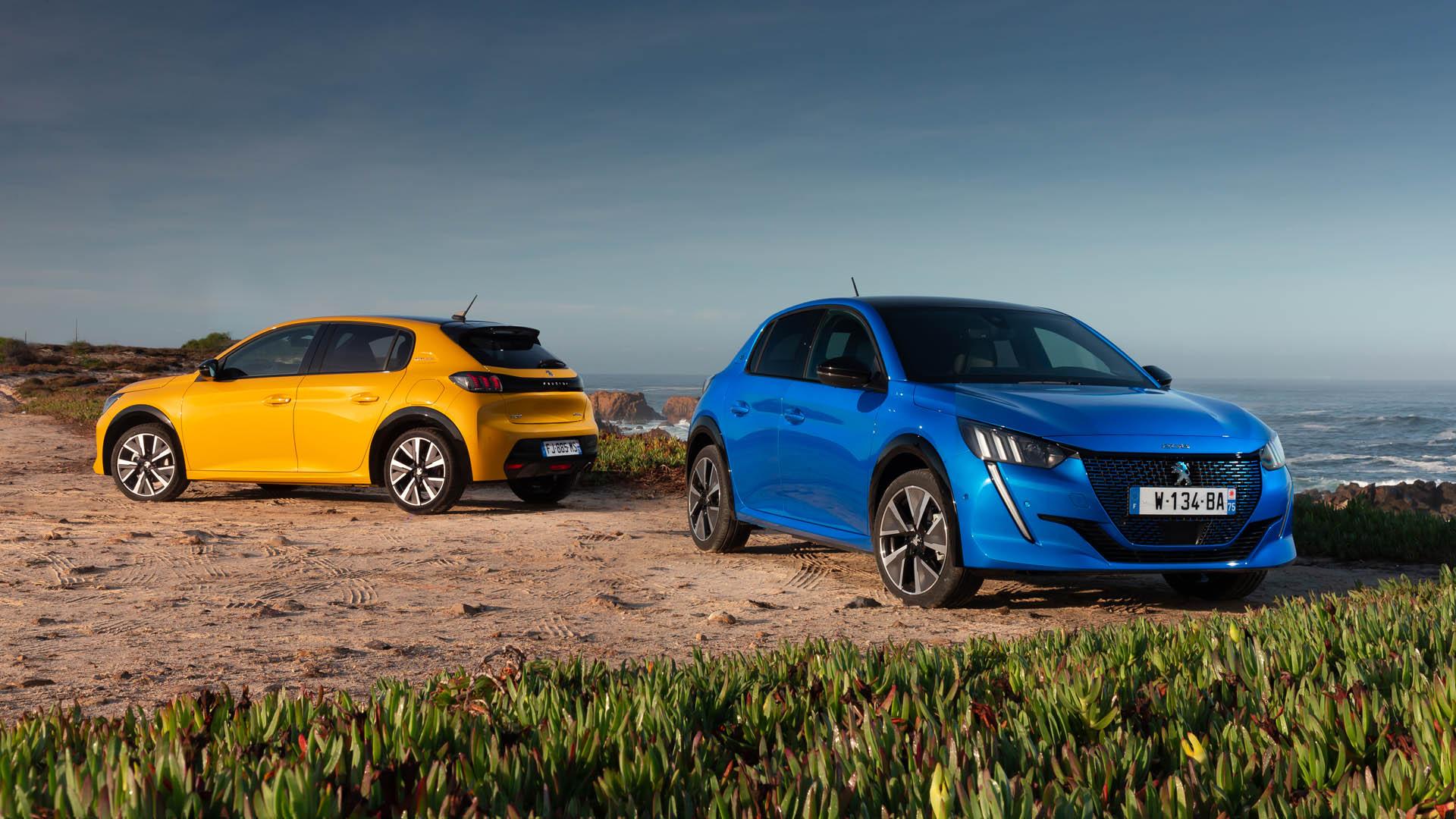 La demanda del Peugeot e-208 supera las expectativas
