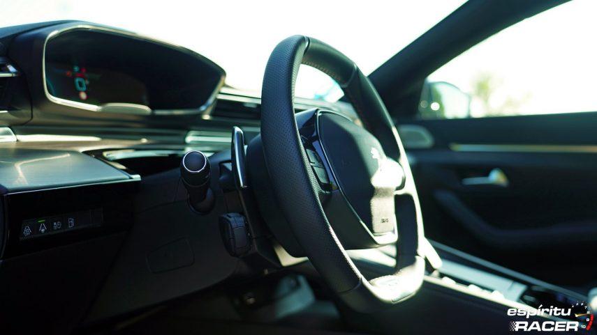 Peugeot 508 GT Hybrid 2020 estaticas 26