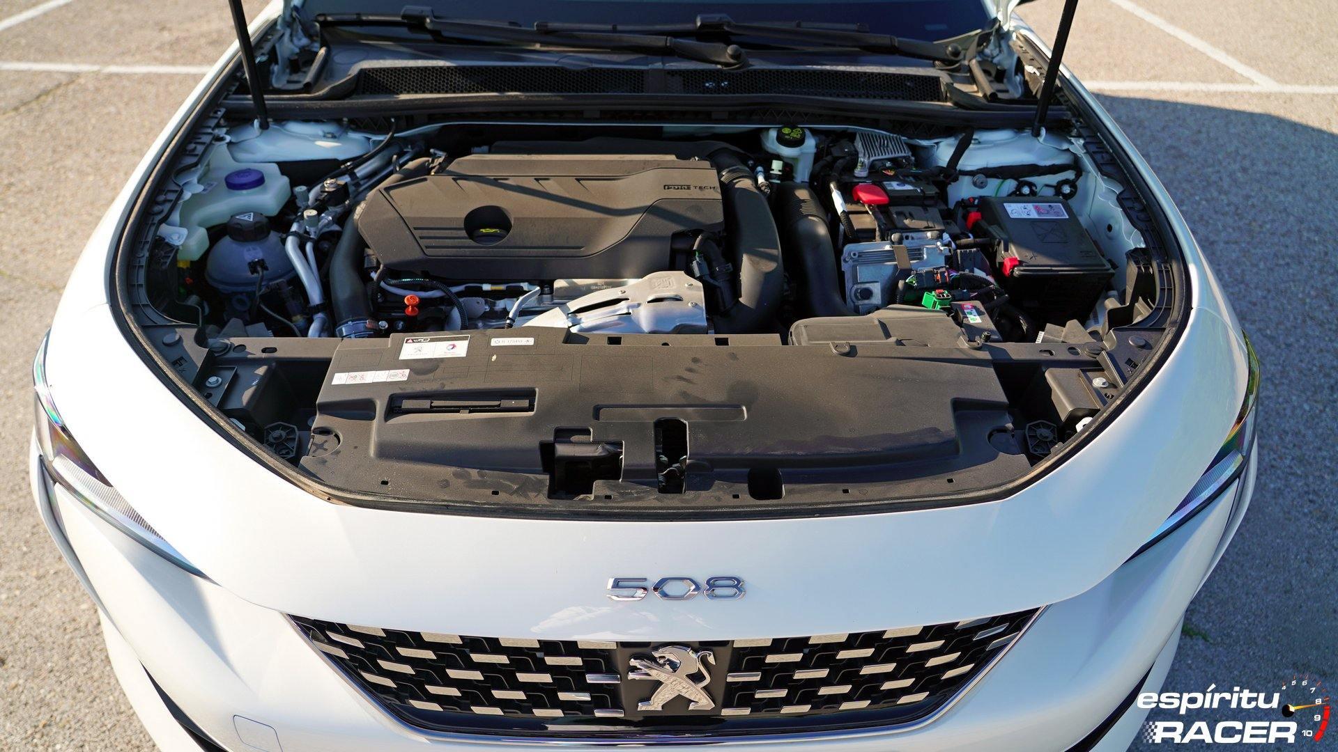 Peugeot 508 GT Hybrid 2020 estaticas 31