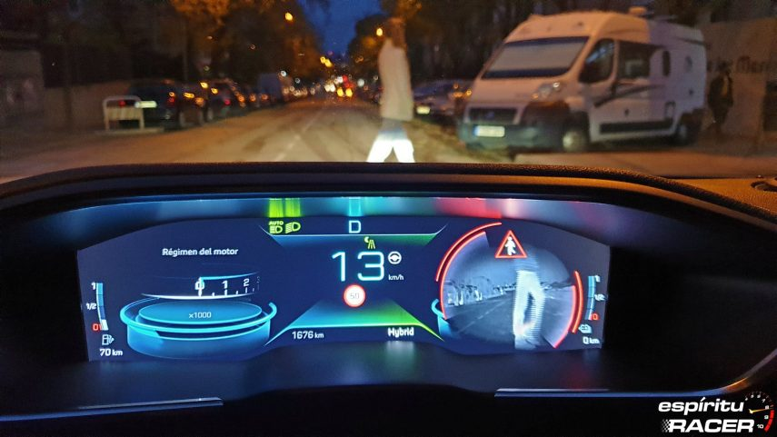 Peugeot 508 GT Hybrid noche 01