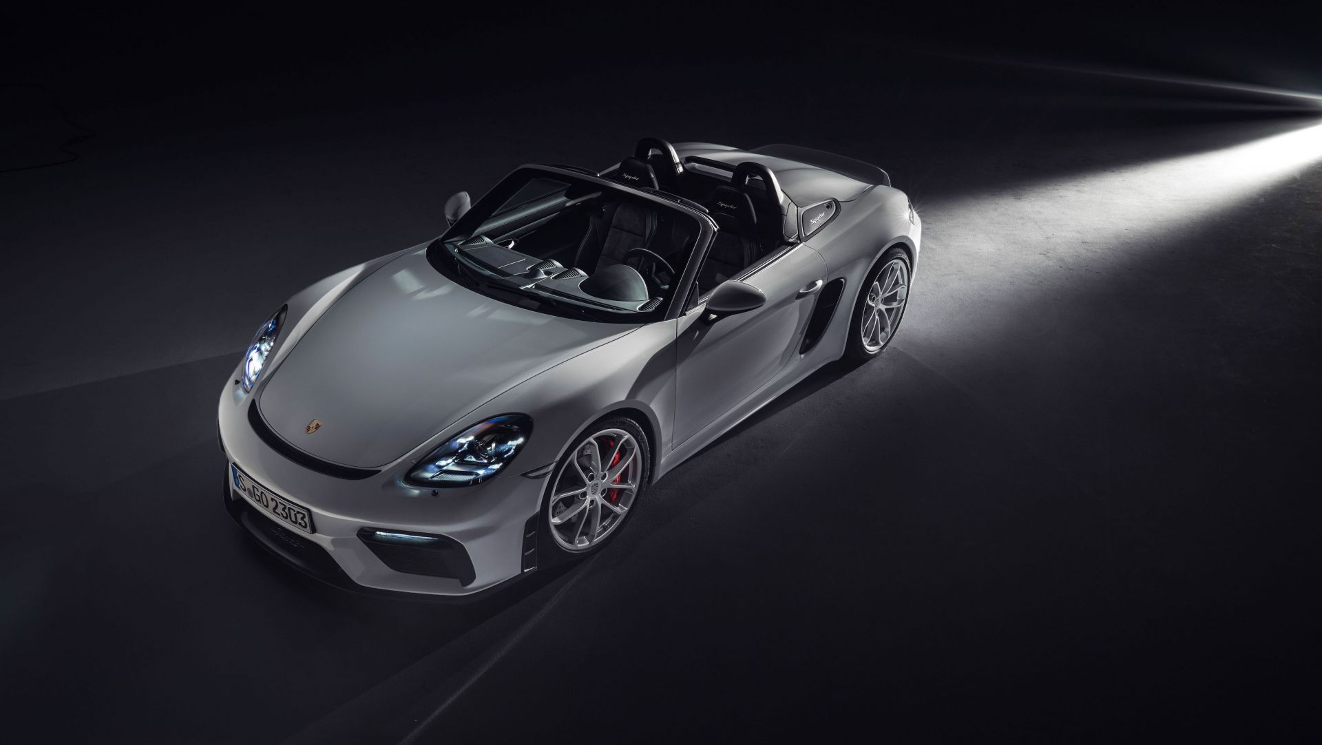 Porsche 718 Spyder 2019 4