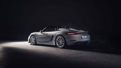 Porsche 718 Spyder 2019 5