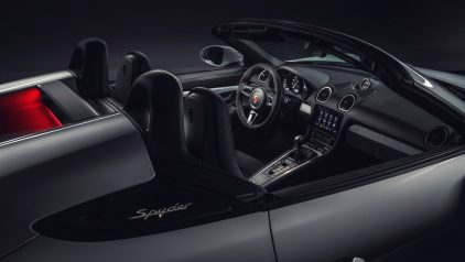 Porsche 718 Spyder 2019 6