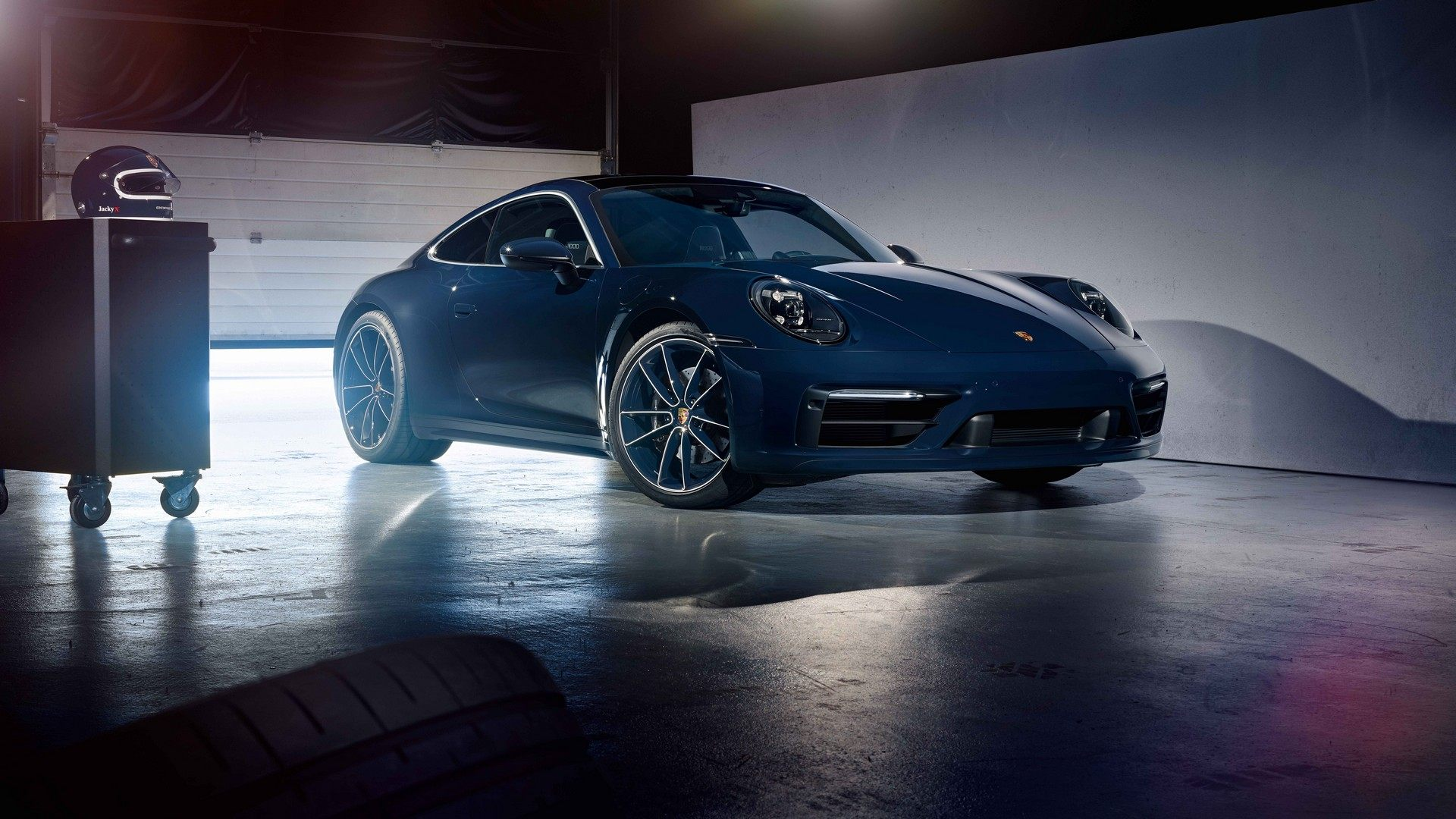 Porsche 911 Belgian Legend Edition, en homenaje a Jacky Ickx