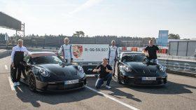 porsche 911 gt3 lap nurburgring