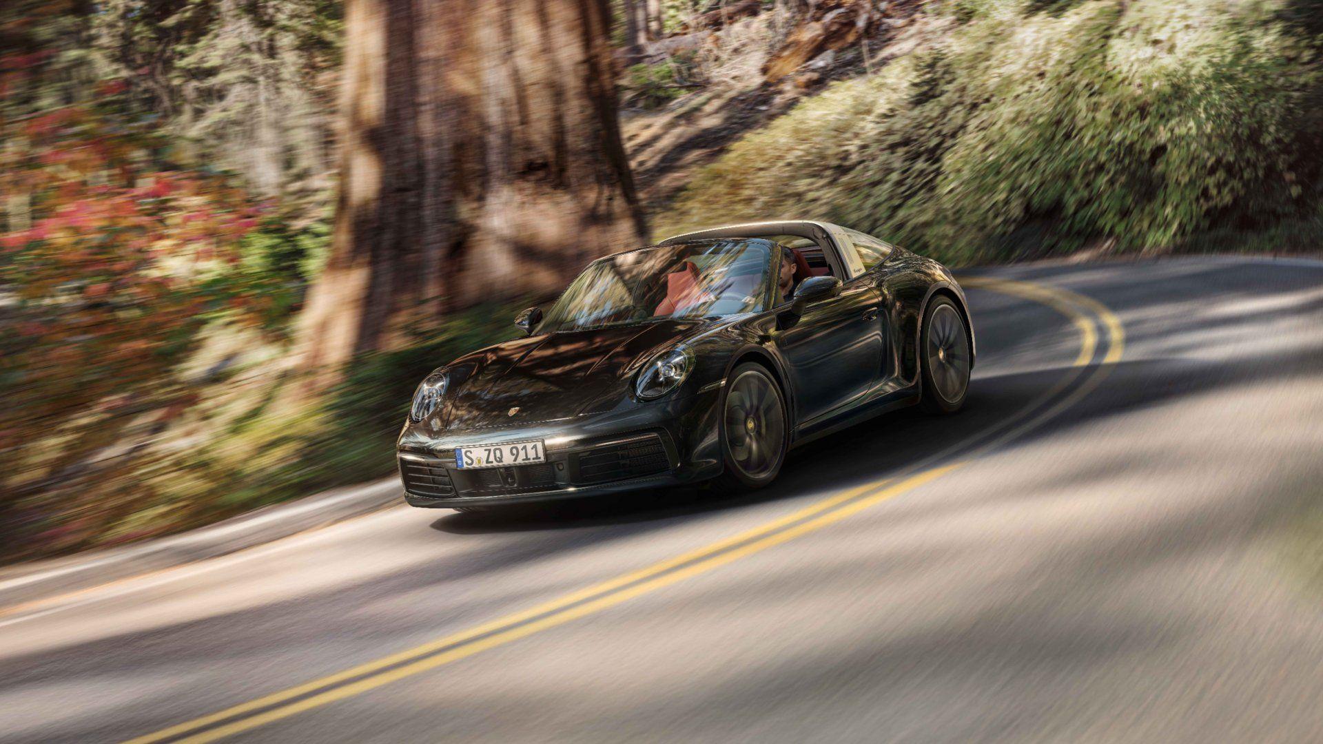 Porsche 911 Targa 4 y 911 Targa 4S, llegará en agosto