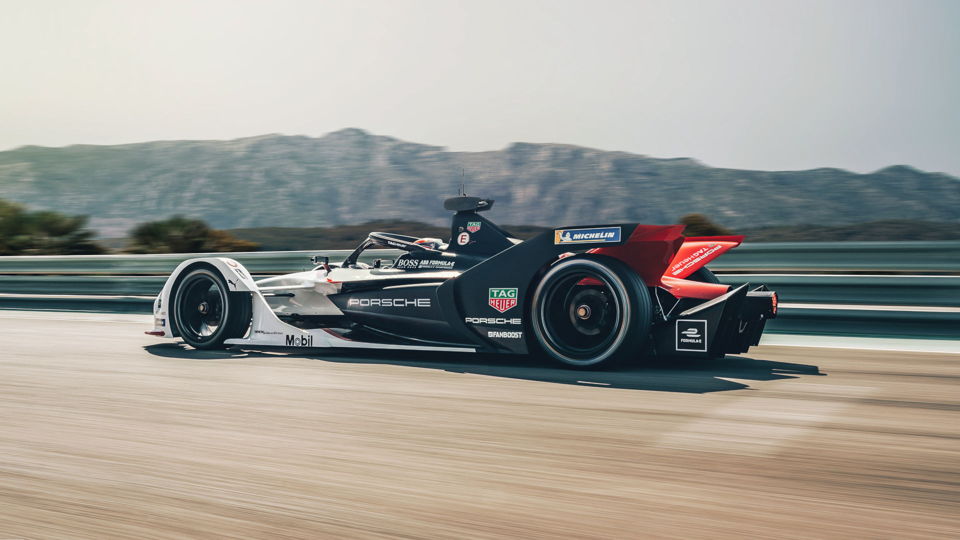 Porsche 99X Electric, que tiemble la Fórmula E