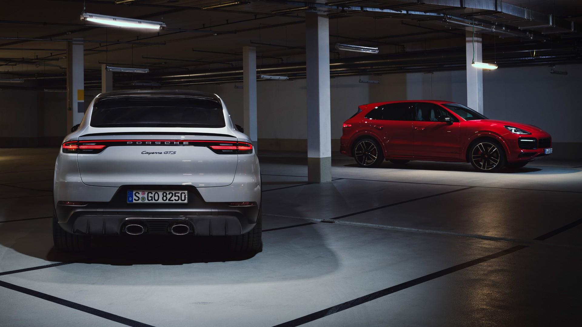 El nuevo Porsche Cayenne GTS retorna al motor V8