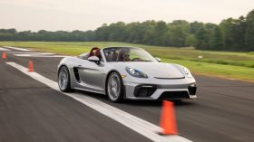 Porsche Record Guiness Slalom Chloe Chambers 2020 2