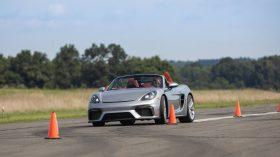 Porsche Record Guiness Slalom Chloe Chambers 2020 4