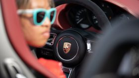 Porsche Record Guiness Slalom Chloe Chambers 2020 5