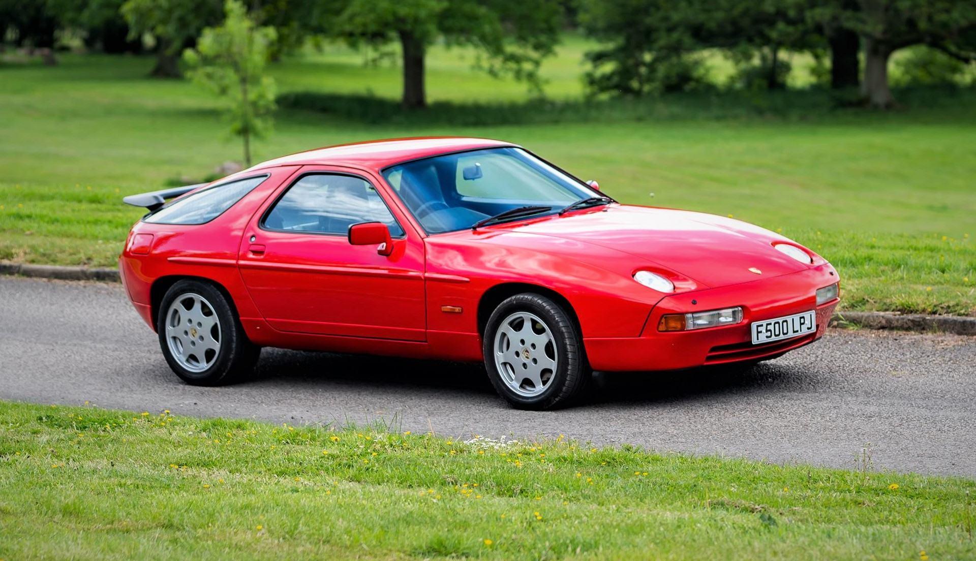 Silverstone Auctions subastará varias unidades de Ferrari y Porsche muy especiales