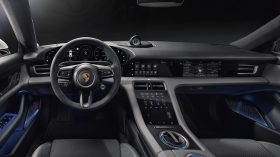 Porsche Taycan Interior Teaser 1
