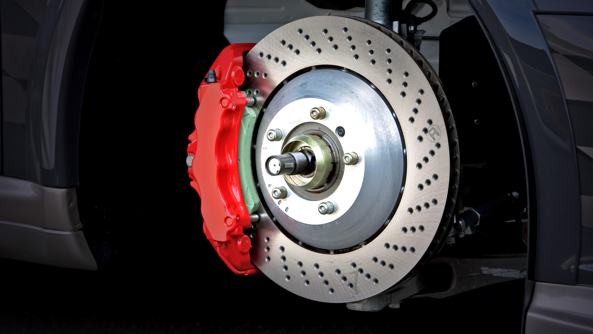 El sistema de frenos en el automóvil (I)