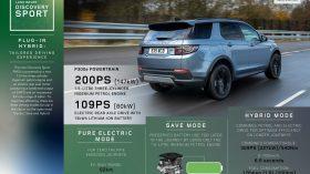 Range Rover Discovery Sport PHEV 2020 graficos 2