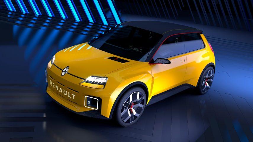 El Renault 5 regresará al mercado en formato eléctrico para 2023