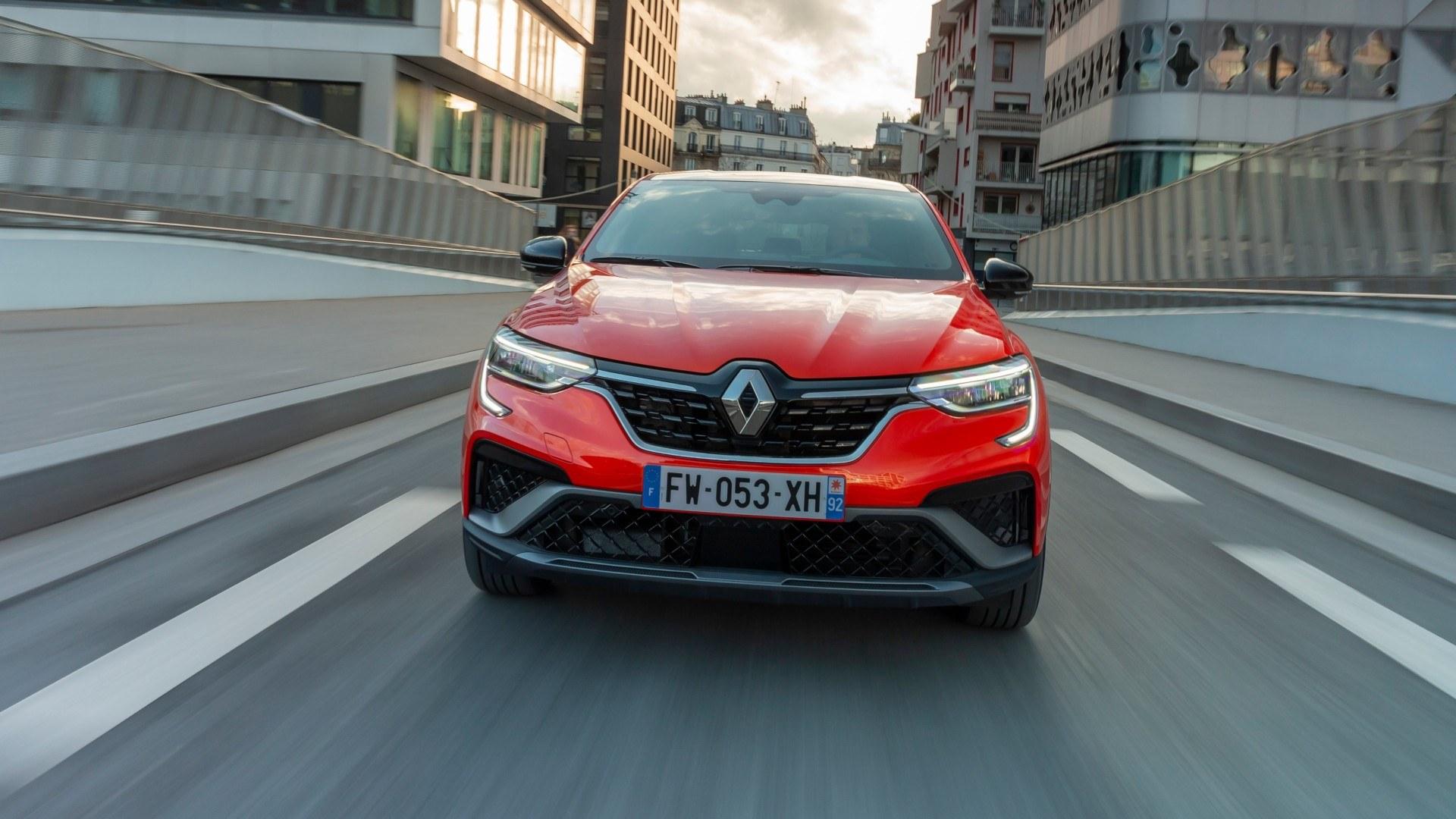El Renault Arkana ya está disponible en España