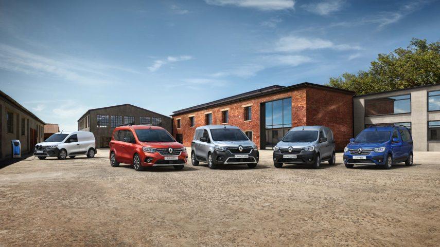 Nuevo Renault Kangoo y nuevo Renault Express, a la venta en 2021