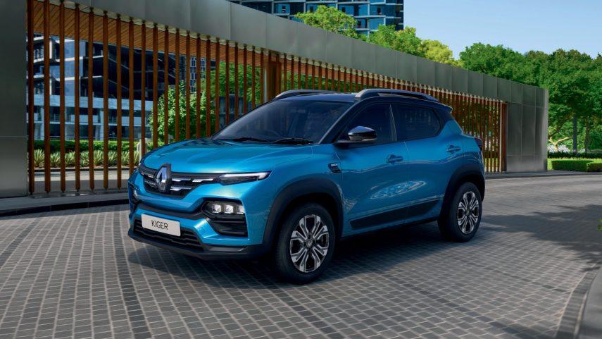 El nuevo Renault Kiger no llegará a Europa, al menos con el emblema del rombo
