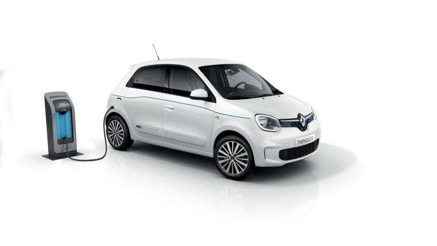 Nuevo Renault Twingo Z.E.