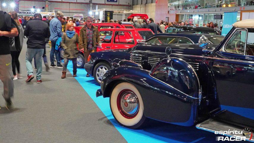 Retromóvil Madrid 2019: asistimos al XVII Salón Internacional del Vehículo de Época, Clásico y Colección