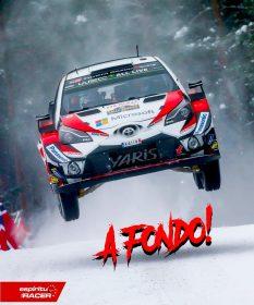 Revista coches espiritu RACER 01