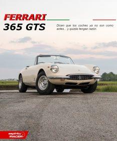 Revista coches espiritu RACER 12