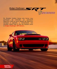 Revista coches espiritu RACER 14
